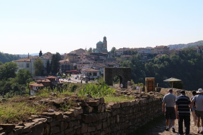 Wandering back to Veliko Tarnovo
